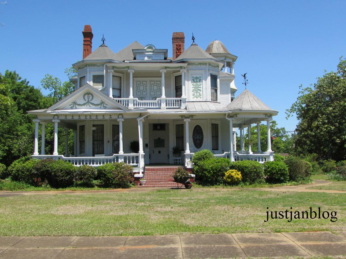 Old Southern Homes Justjanblog