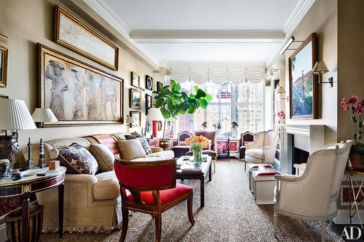 Alexa Hampton ~ ArchitecturalDigest
