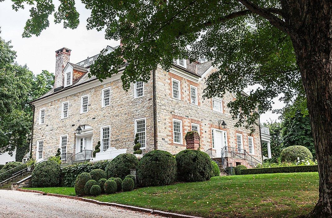 Carolyne's home