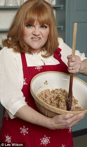 Mrs. Patmore