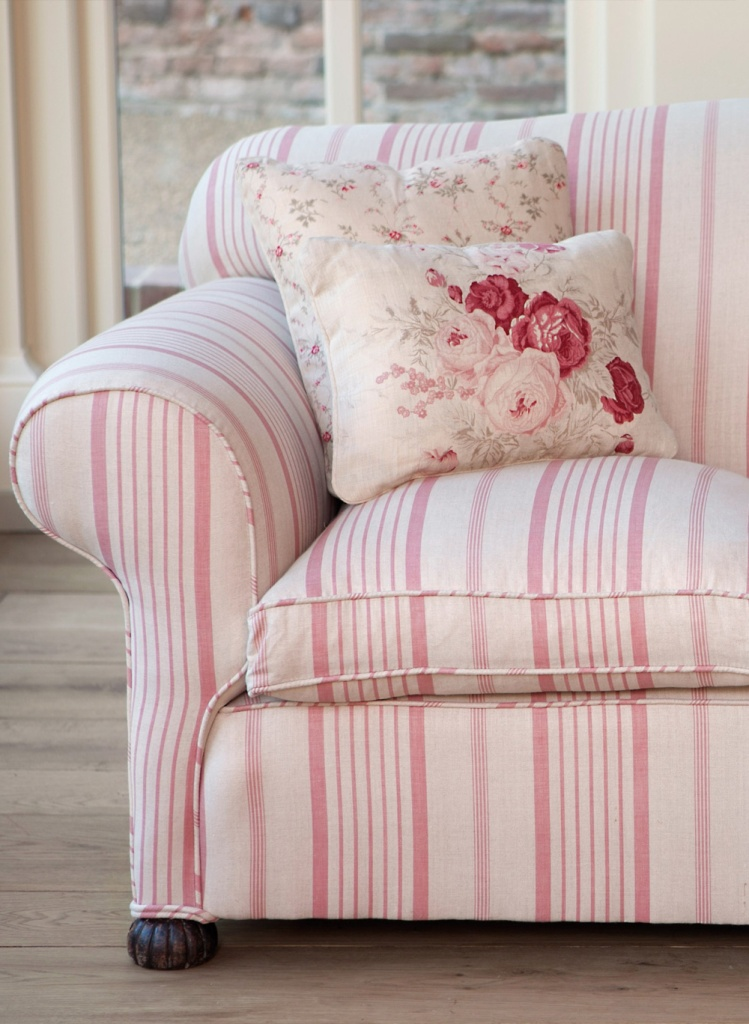 Pink-Ticking-Sofa