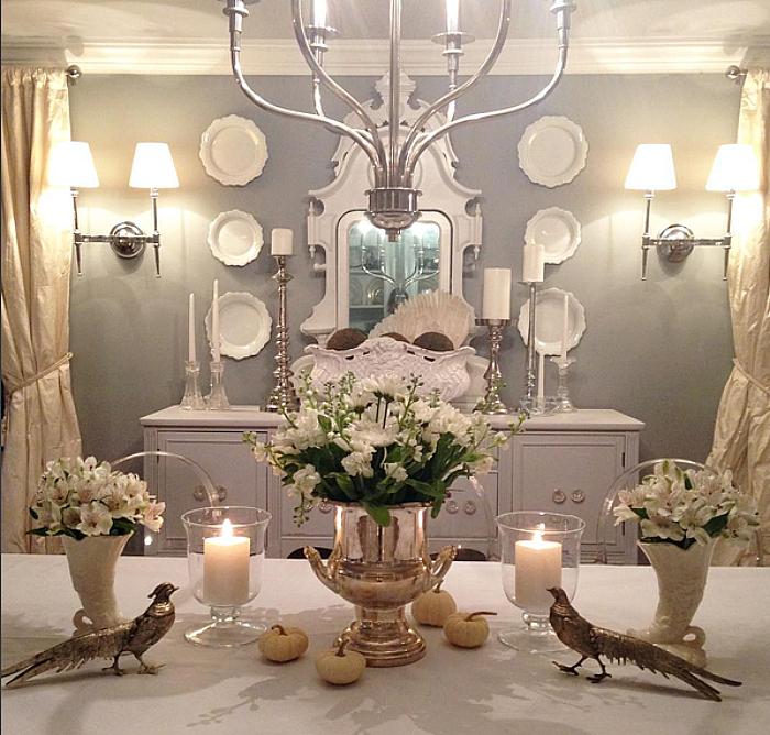 Jessika Goranson Lewand dining room