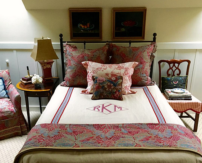 Karen Keysar Guest Bedroom